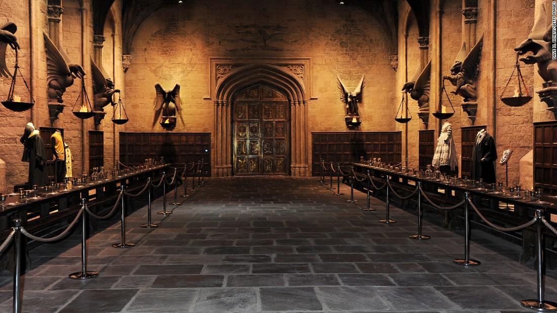 Salon Comedor Harry Potter
