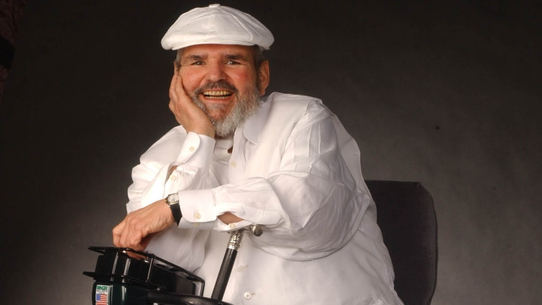 Louisiana chef/showman Paul Prudhomme comes to Star test kitchen (Photo by Keith Beaty/Toronto Star via Getty Images)