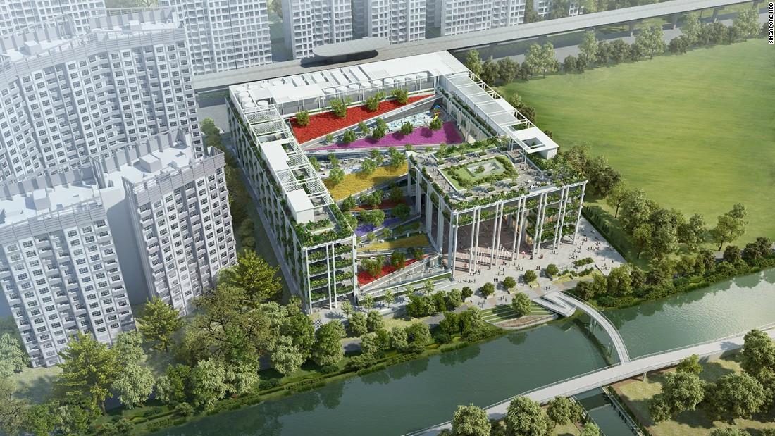 Luxury Hotel? No Public Housing Singapore Style CNN Com