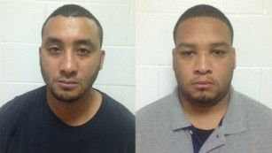 Officers Norris Greenhouse Jr. and Derrick Stafford were charged with second-degree murder.