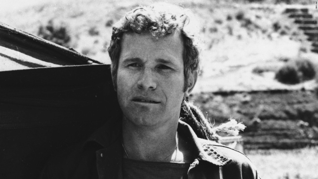 "In this photo provided by CBS, Wayne Rogers poses for a photo in his character of Trapper John McIntyre from the television series ""M*A*S*H,"" in an undated photo. Rogers has died. The actor was surrounded by family when he died Thursday, Dec. 31 in Los Angeles of complications from pneumonia at age 82, his publicist and longtime friend Rona Menashe told The Associated Press."