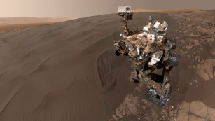 Mars: Take a 360 degree video tour of its surface