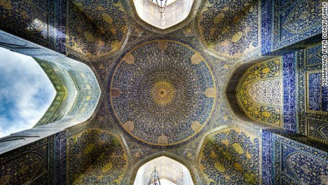 Shah-(Imam)-mosque,-Isfahan