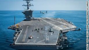 US starts 'routine' patrols in South China Sea
