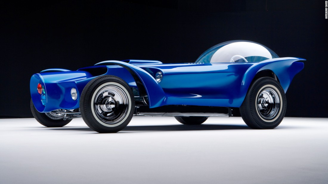 10 Of The World's Most Incredible Custom Cars Cnncom