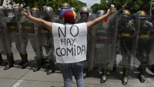 Venezuela's deepening crisis