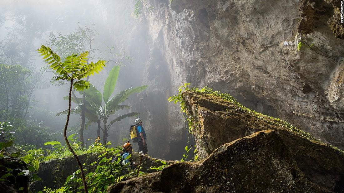 Kết quả hình ảnh cho son doong caves travel guide