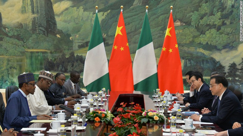Image result for China in Africa
