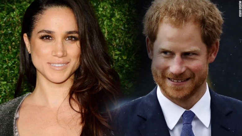 Image result for Prince Harry Responds To Meghan Markle