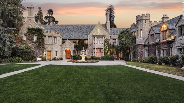 While no one would fork out the full $200m asking price to live in the world's most famous bunny palace, it still fetched an impressive $100m back in August. This bought the new owner Daren Metropoulos a home theatre, separate guest house, a zoo license and an on-site octogenarian -- as terms of the sale included a caveat that the silk pyjama-wearing Hugh Heffner gets to live in the property until he dies.