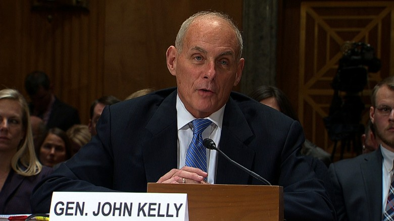 Image result for pic of dhs john kelly