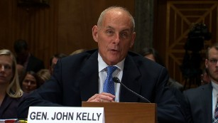 DHS pick splits with Trump's campaign promises