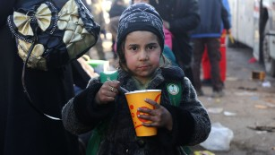 War's 'toxic stress' on Syrian children detailed in report