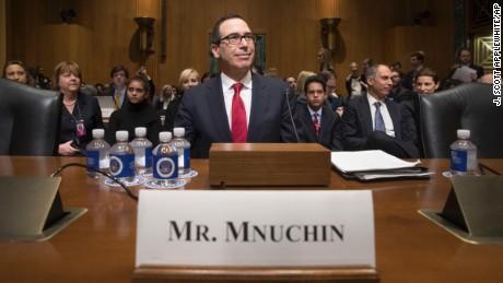 Senate grills Treasury pick on foreclosures