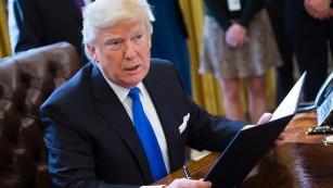 Trump's immigration ban sends shockwaves