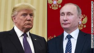 Russia: The problem Trump can't escape