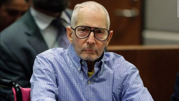 robert durst Robert Durst murder case: Witness has bodyguard - CNN.com