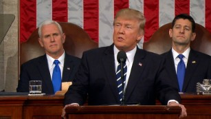 Donald Trump's Congress speech (full text)