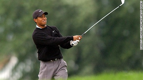 What's the best shot Tiger Woods ever hit?