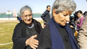 The Christians fleeing their homes after ISIS attacks in Egypt