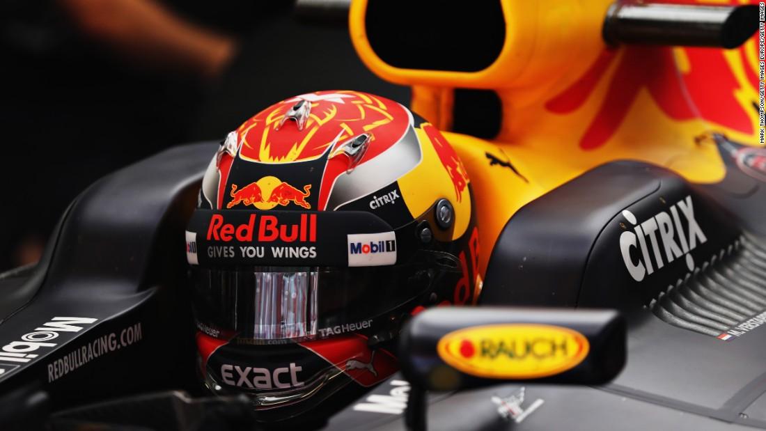 Car Money Watch Wallpaper Mighty Max Verstappen S Desire To Win Cnn Video