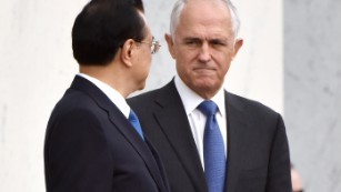 China versus the US: Australia's increasingly hard choice