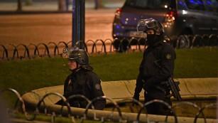 Gunman opens fire on police in Paris