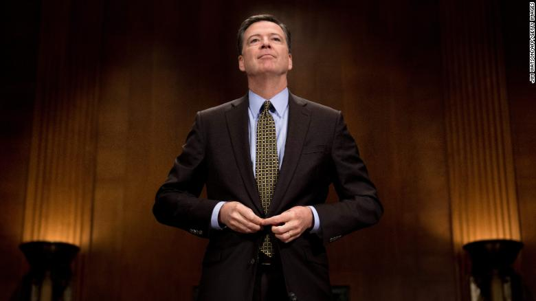 Image result for GOP congressman: Comey may break his silence as early as next week