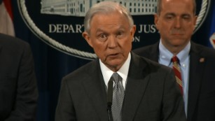 Jeff Sessions takes wrong turn on crime