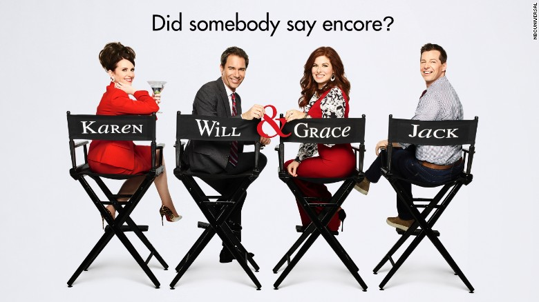 Image result for Will & Grace' revival renewed for another season