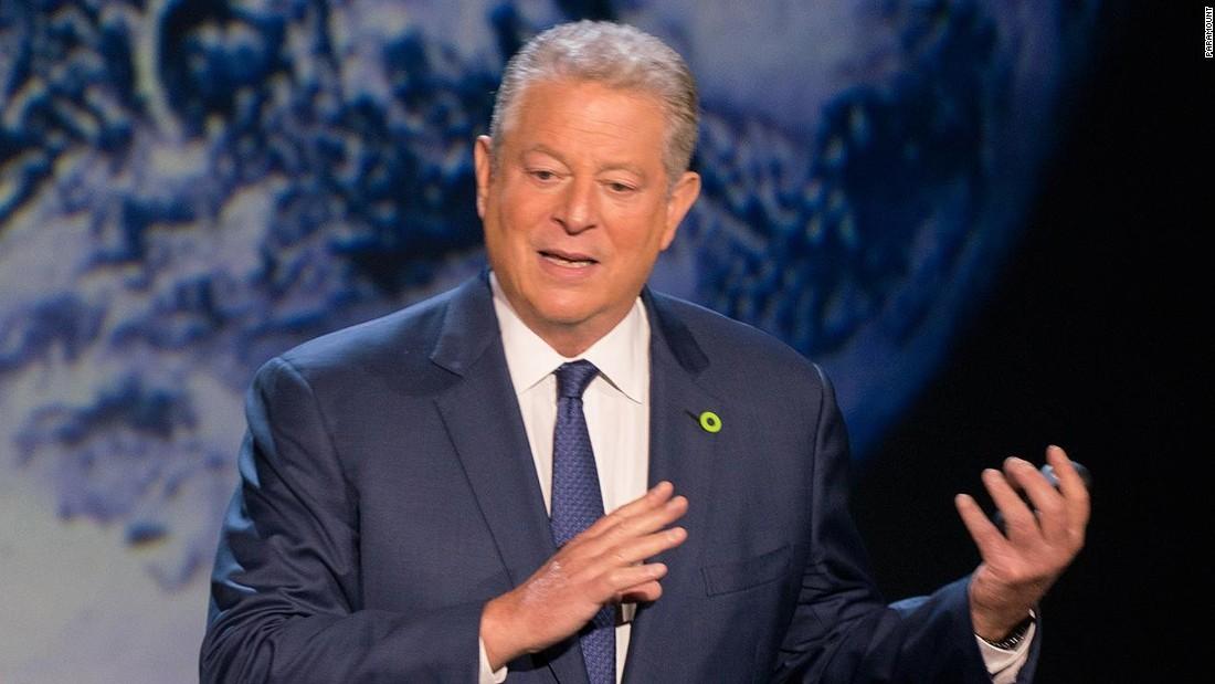 Al Gore on 'An Inconvenient Sequel' Cannes 2017 - CNN