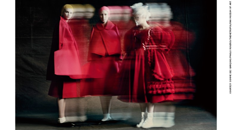 """This year, the <a href=""""http://www.metmuseum.org/exhibitions/listings/2017/rei-kawakubo"""" target=""""_blank"""">Metropolitan Museum of Art</a> is paying tribute to Japanese designer Rei Kawakubo. """"Rei Kawakubo/Comme des Garçons: Art of the In-Between"""" (on until Sept. 4, 2017) focuses on her experimentation with dualities."""