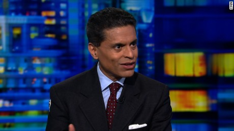 Zakaria: Trump throwing out US leadership role