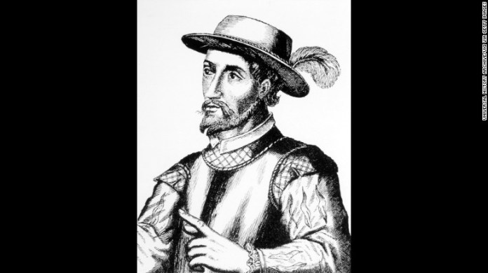 "Puerto Rico's first governor, appointed in 1509, was Spanish explorer Juan Ponce de León. He named a city on the island Puerto Rico, or ""rich port,"" which later became the name by which the entire island was identified."