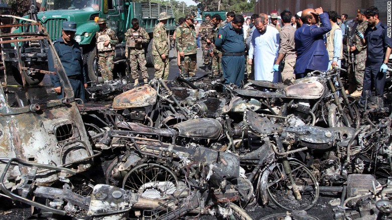 Image result for Herat mosque explosion, photos