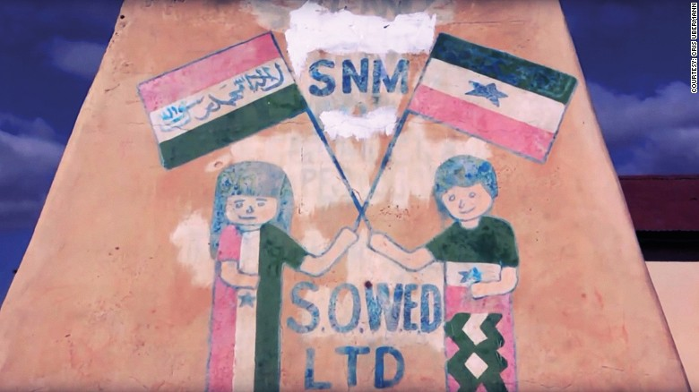 The Somali National Movement (SNM) fought with government forces in the northern territories, securing control of the region in 1991.