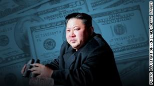The secrets behind Kim Jong Un's personal piggy bank