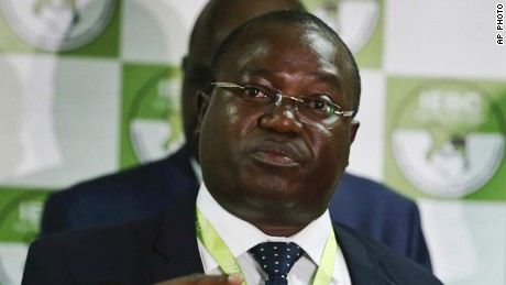 Kenyan election official killed days before vote