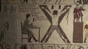 Tapestry charts 'Game of Thrones' key scenes