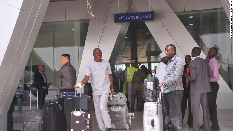 Nigerian air passengers have faced frequent inconvenience from disrupted services.