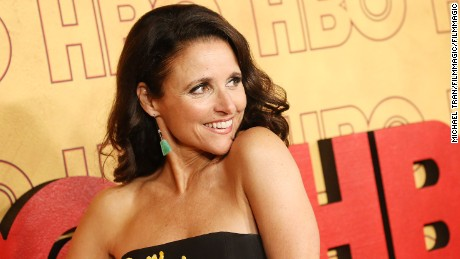 Image result for Julia Louis-Dreyfus solidifies place among acting greats