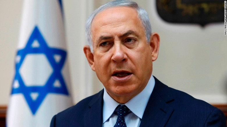 "Benjamin Netanyahu has hailed the ""legitimate efforts"" of the drive for Kurdish independence."