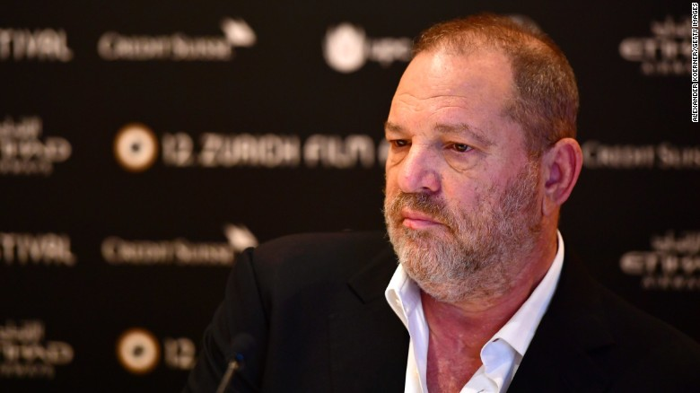 Image result for Harvey Weinstein's wife announces she is leaving him