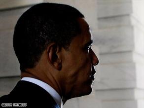 profile of Barack Obama