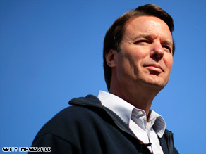 Former Sen. John Edwards has been listed as a possible 2008 vice presidential candidate.