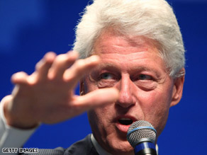 Close attention will be paid to what former President Clinton says about Barack Obama.