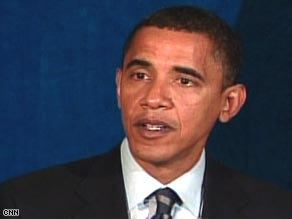 Sen. Barack Obama says homeowners and workers must also receive help. .
