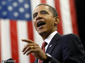 President-elect Barack Obama has put forth an aggressive agenda for his administration, supporters say.