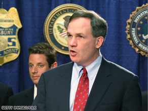 U.S. Attorney Patrick Fitzgerald spearheaded the investigation that led to the arrest last week of the governor of Illinois.