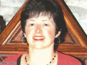 Donna Molnar's body temperature was 30 degrees Fahrenheit when rescuers found her Monday.